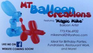MT Balloon logo