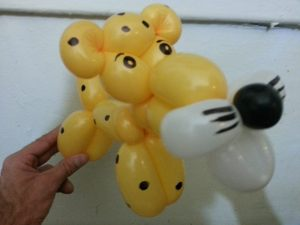 balloon cheetah