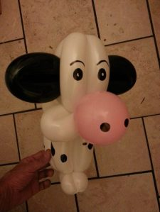 Balloon Cow