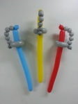 2 balloon sword