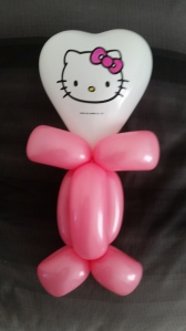 Balloon Hello Kitty