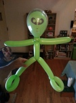 Balloon Alien