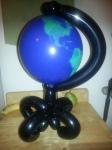 Balloon Globe